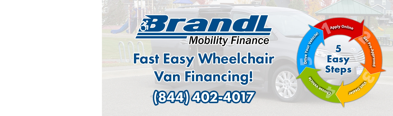 Wheelchair Van Financing