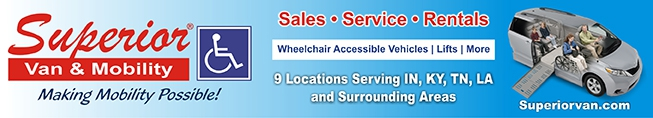 Superior Van  - Over 120 Wheelchair Vans For Sale.