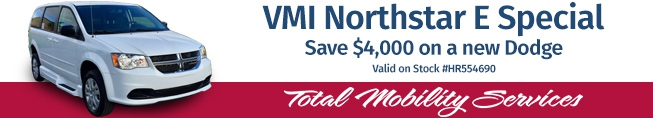 VMI Northstar E on Sale for Total Mobility Services