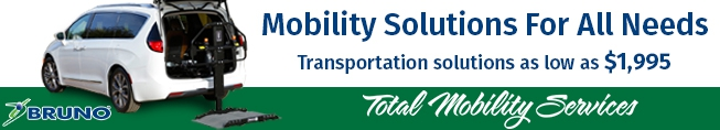 Great savings on Mobility Solutions from Total Mobility Services