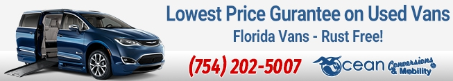 New and Used Wheelchair Vans For Sale Florida