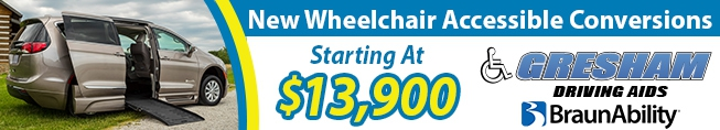 Wheelchair Vans For Sale Michigan