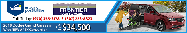 Wheelchair Accessible Vehicles As Low As $34,500