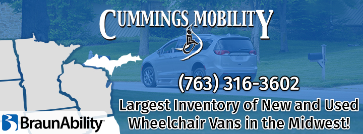 View Wheelchair Vans for Sale in MN & IA