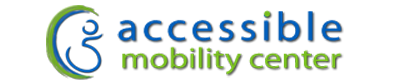 Accessible Mobility Center for Wheelchair Vans Logo
