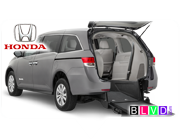 Browse Used Honda Wheelchair Vans For Sale
