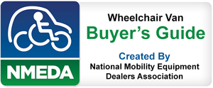 Wheelchair Van Buyers Guide by NMEDA