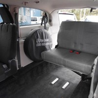 jump seating on triple s mobility chrysler manual rear entry wheelchair van