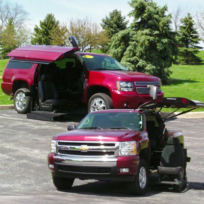 Types Of Truck Suv And Crossover Conversions