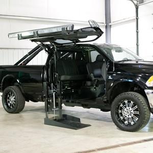 Wheelchair Truck Conversions By Atc Blvd Com