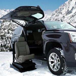 Chevy Suv Models >> Wheelchair Truck Conversions by ATC   BLVD.com