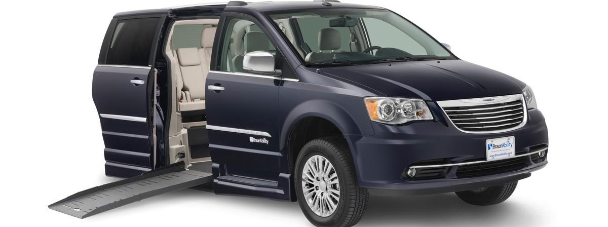 Banner For: BraunAbility Chrysler Entervan Xi Infloor
