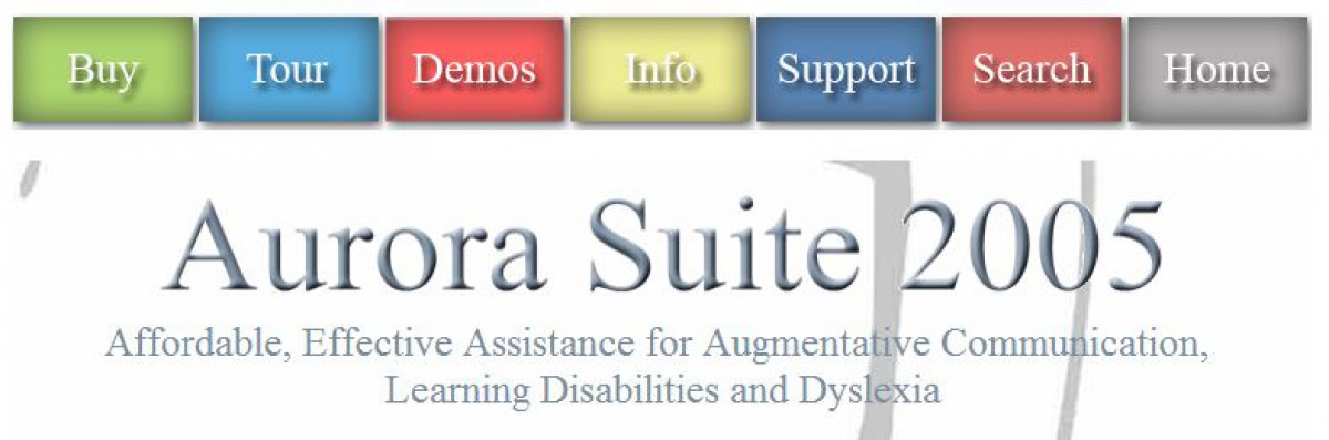 Aurora Systems Inc Banner  of 1