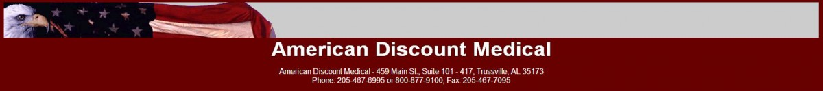 American Discount Medical Banner 1 of 1