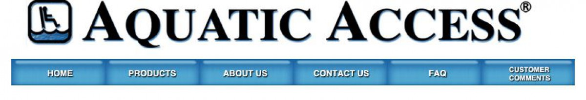 Aquatic Access Inc Banner  of 1