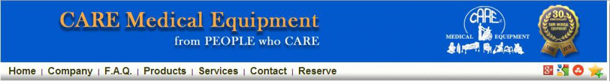 Care Medical Equipment Banner  of 1