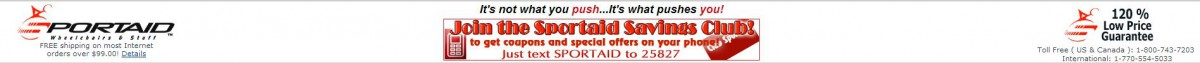 Sportaid Banner  of 1
