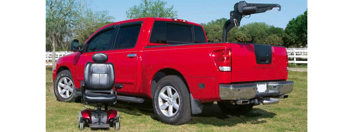 Truck Lifts AL435T Tailgater Banner  of 1