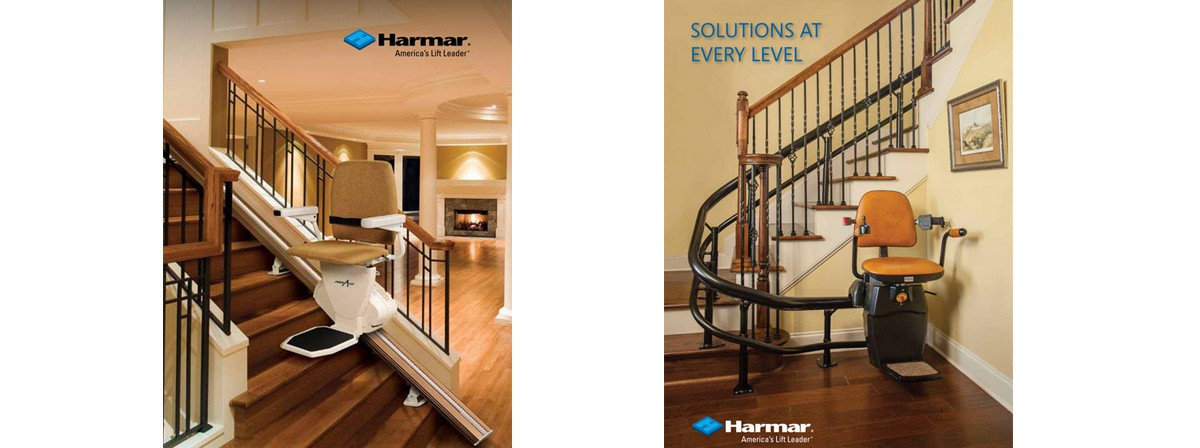 Stair lifts by Bruno, Harmar & More Banner 2 of 2