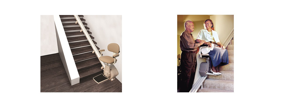 Standard Stair Lift RP350 Alpine II Banner  of 1