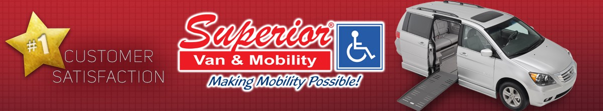 Superior Van & Mobility New Orleans, LA Banner  of 1