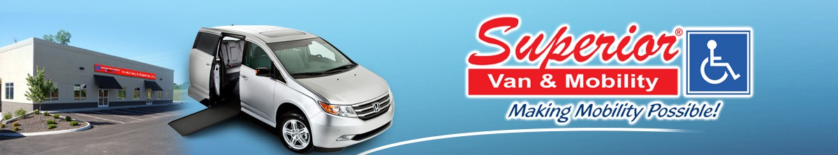 Superior Van & Mobility Knoxville, TN Banner 1 of 2