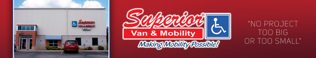 Superior Van & Mobility South Bend, IN Banner 1 of 2