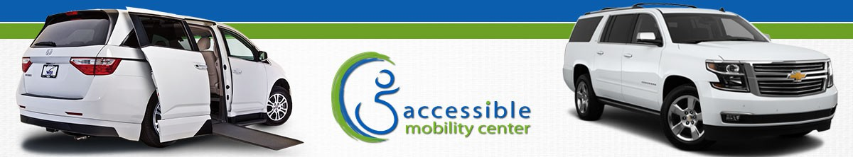Accessible Mobility Center Banner  of 1