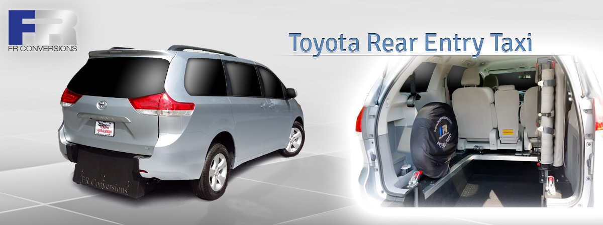 FR Toyota Rear Entry Banner 1 of 2