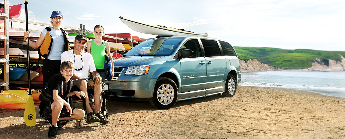 Four Ways to Find Funding for an Accessible Vehicle in California Banner  of 1