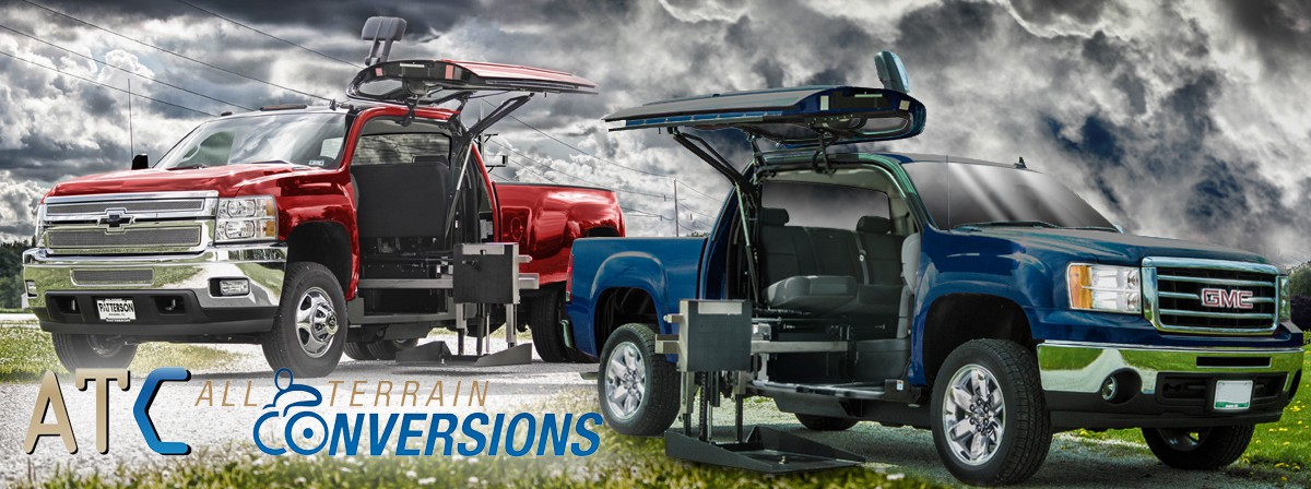 ATC All Terrain Conversions SUV Trucks And More Get More With ATC
