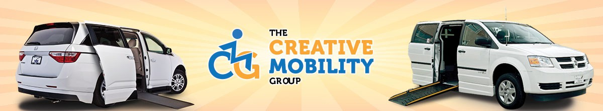 The Creative Mobility Group Banner  of 1