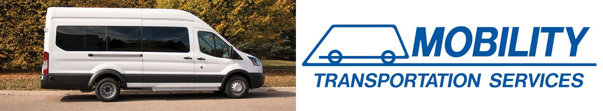 MTS Ford Transit Wheelchair Van Banner  of 1