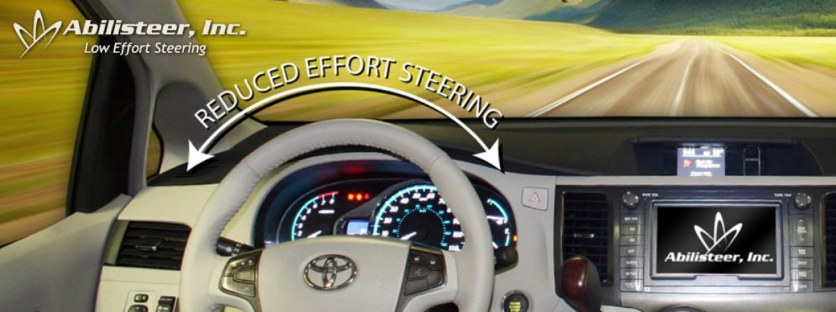 Steering Aids Banner 1 of 1