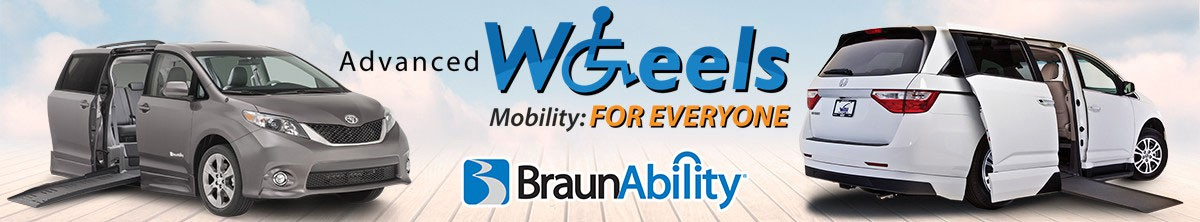Advanced Wheels Banner  of 1
