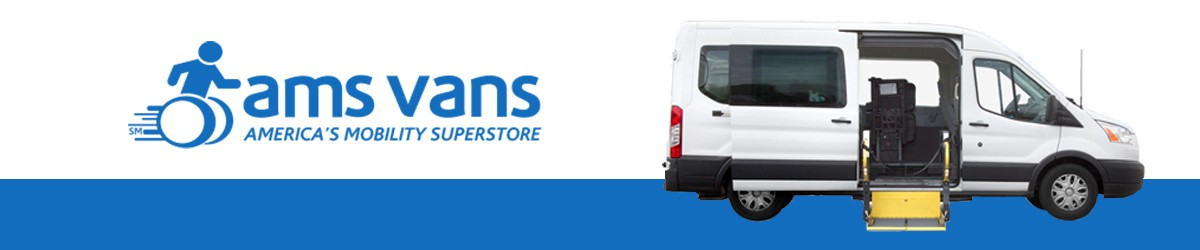 AMS Vans Ford Transit Side- and Rear-Entry Banner  of 1