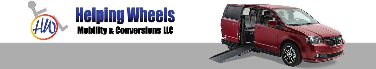 Helping Wheels Mobility & Conversions LLC Banner  of 1