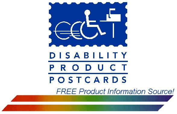 Disability Products Postcard