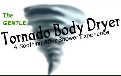 Body Dryer by Tornado