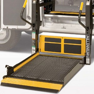Vehicle Wheelchair Lifts