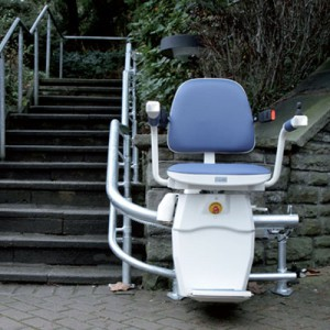 Outdoor Stair Lift SL350OD