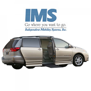 IMS Toyota Wheelchair Van