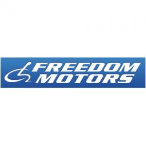 Logo For: Freedom Motors Manual Toyota Rear Entry
