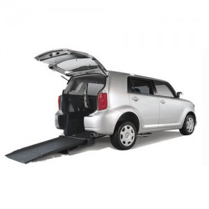 Scion XS-able Manual Rear Entry Conversion