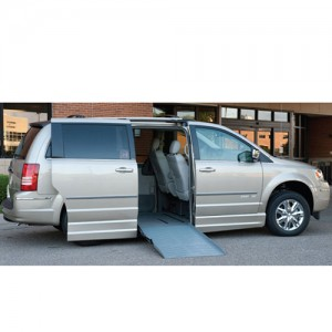 Amerivan 10 Wheelchair Accessible Vans