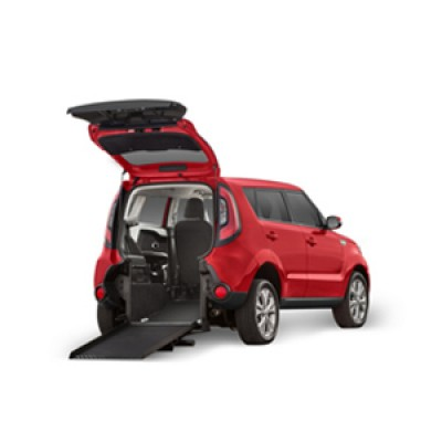 Kia Soul Wheelchair Accessible