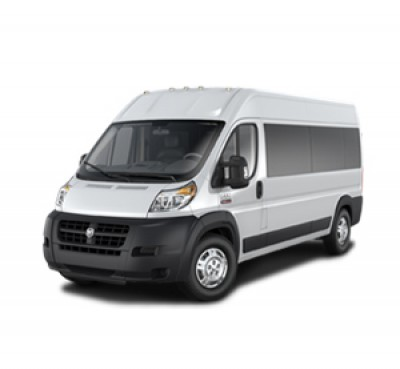 Ram Promaster Commercial Wheelchair Van