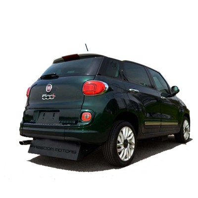 Wheelchair Accessible Fiat 500