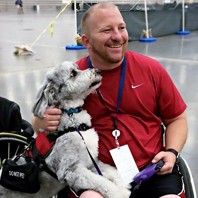 More Than Just Athletes at the National Veterans Wheelchair Games