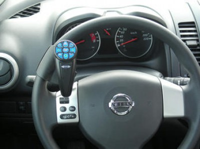 Steering Knobs